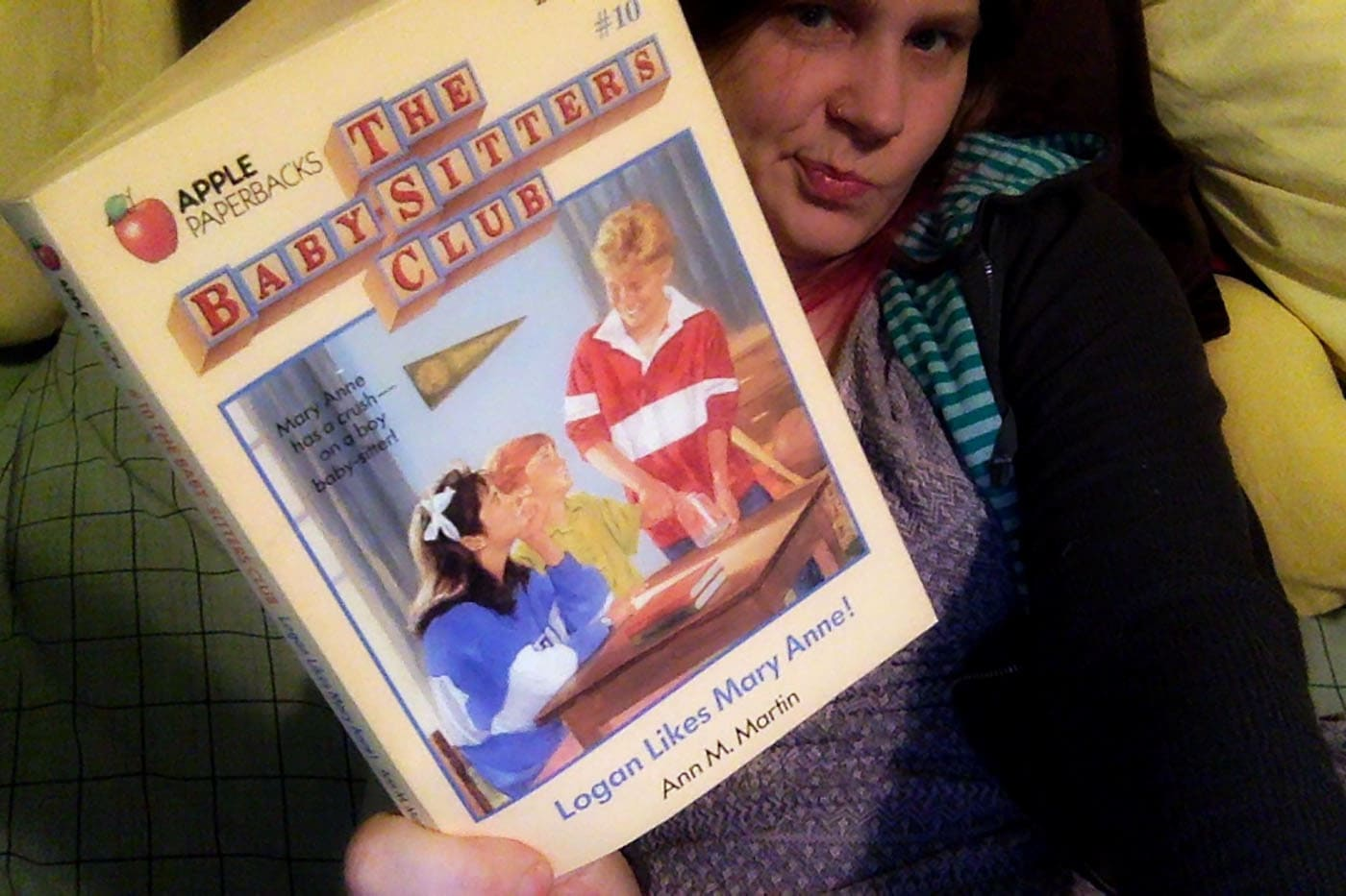 Baby-Sitters Club 10 - Logan Likes Mary Anne!