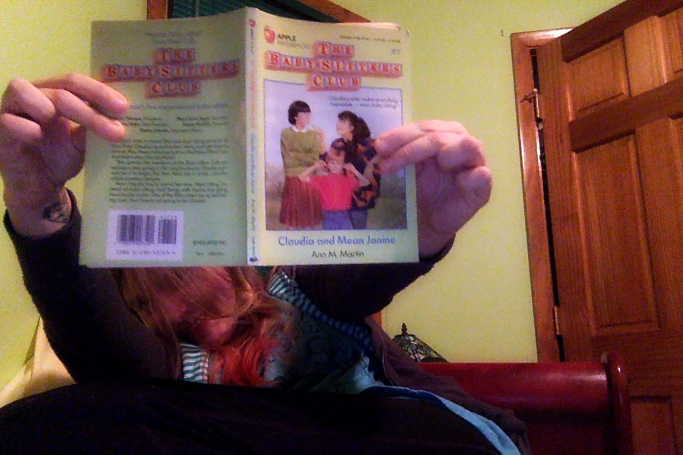 Baby-Sitters Club 7 - Claudia and Mean Janine