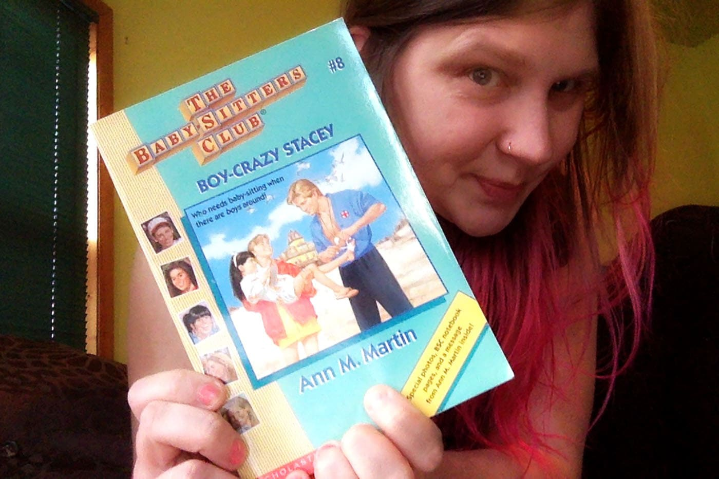 Baby-Sitters Club 8 - Boy-Crazy Stacey
