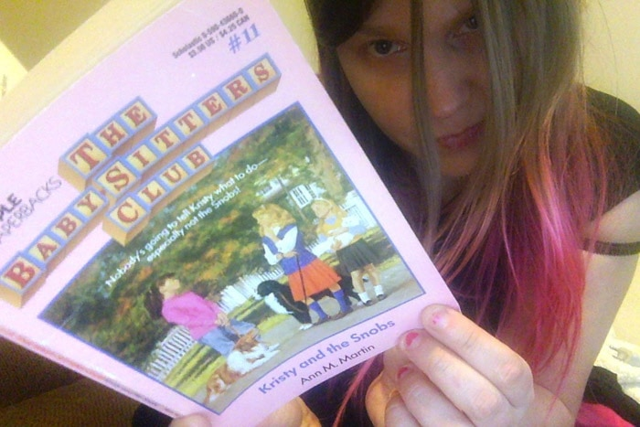 Baby-Sitters Club #11: Kristy and