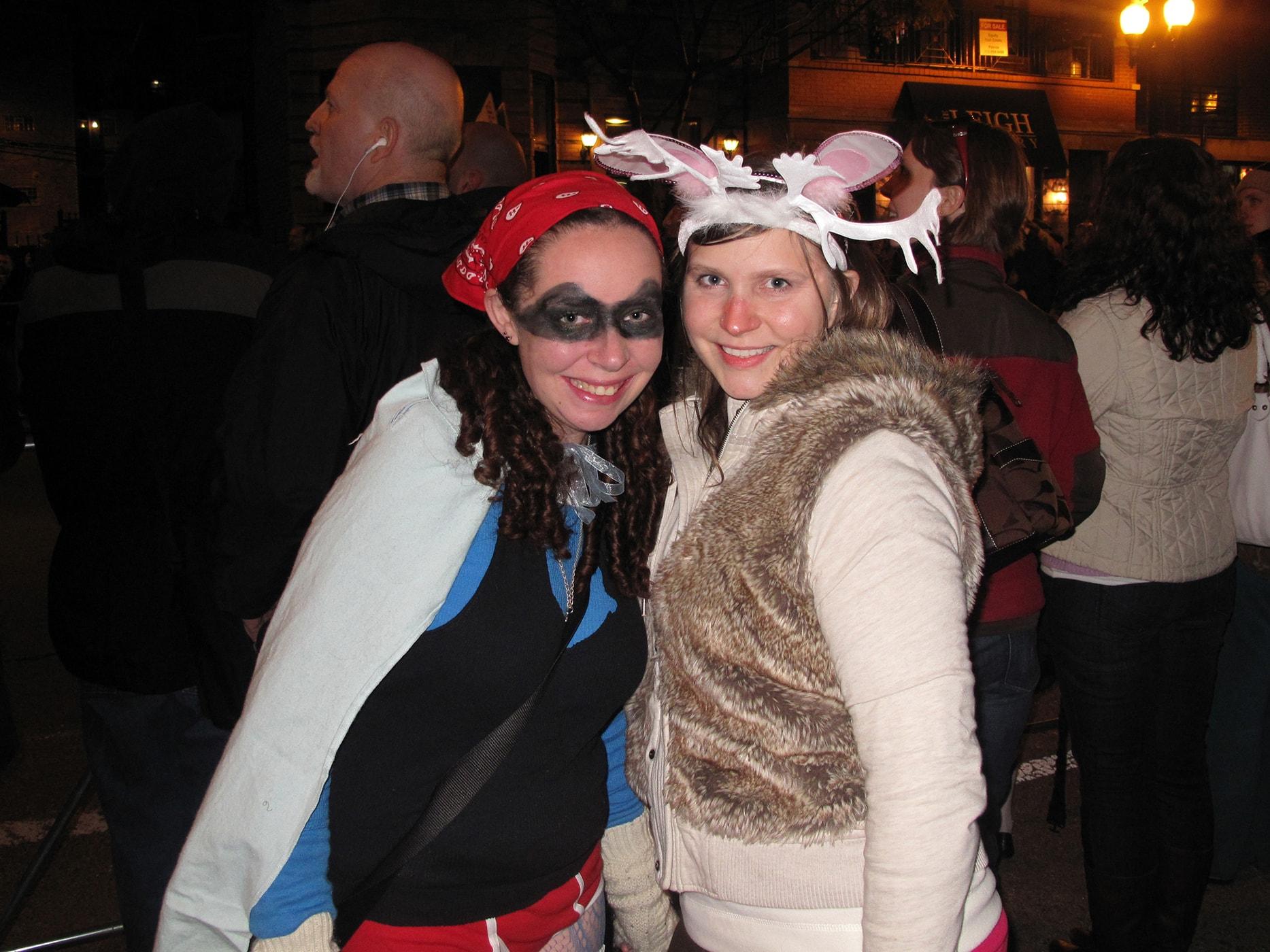 Jackalope Halloween Costume