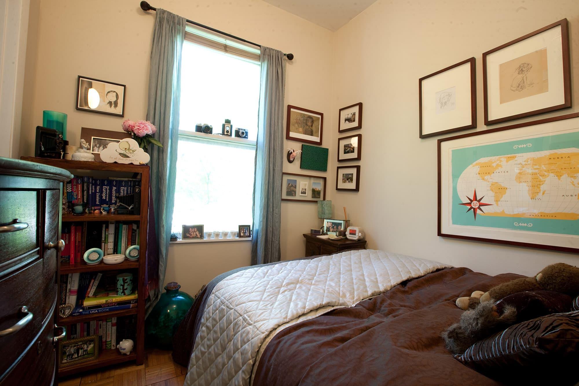 My Bedroom in Roscoe Village