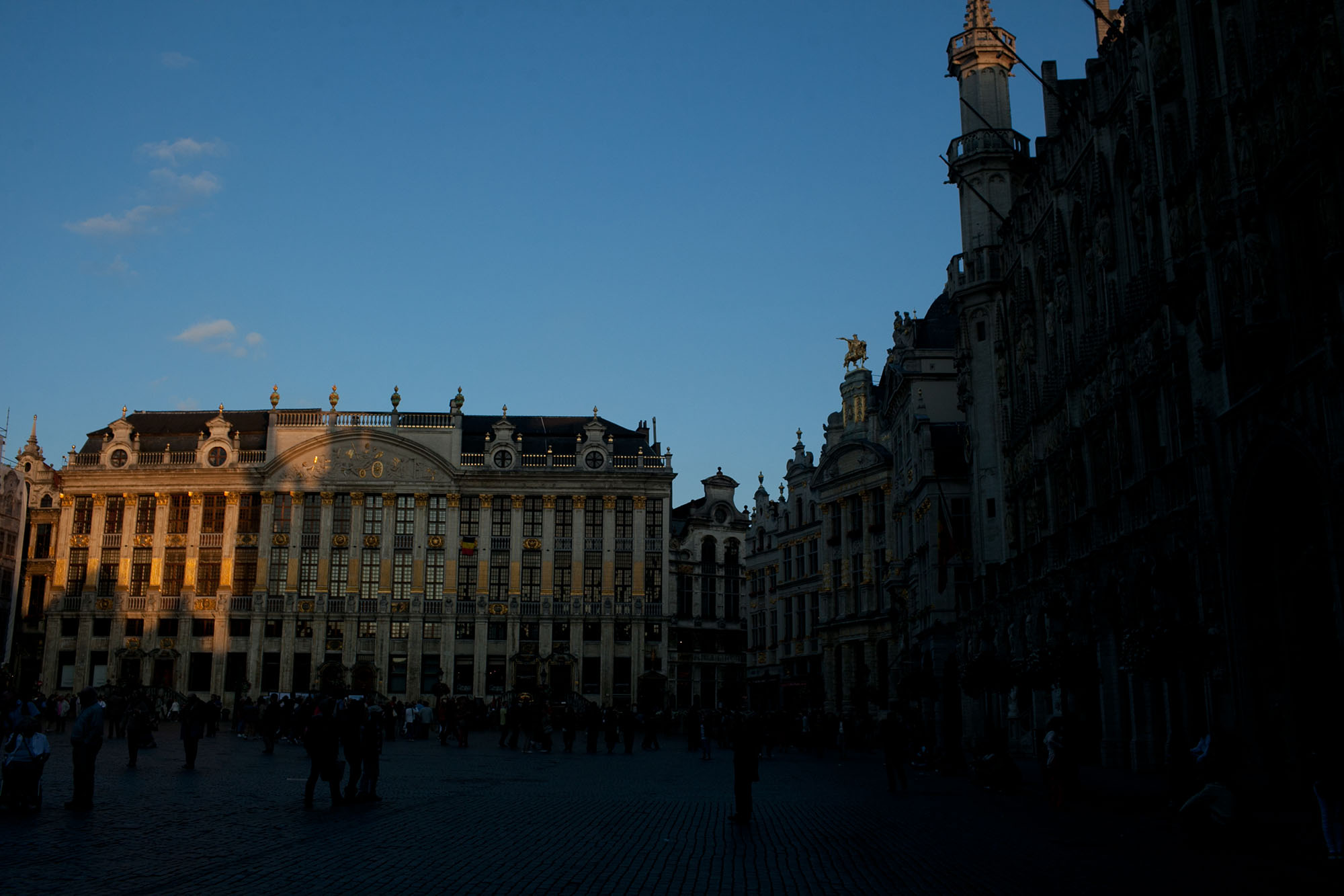 Brussels: Day 1