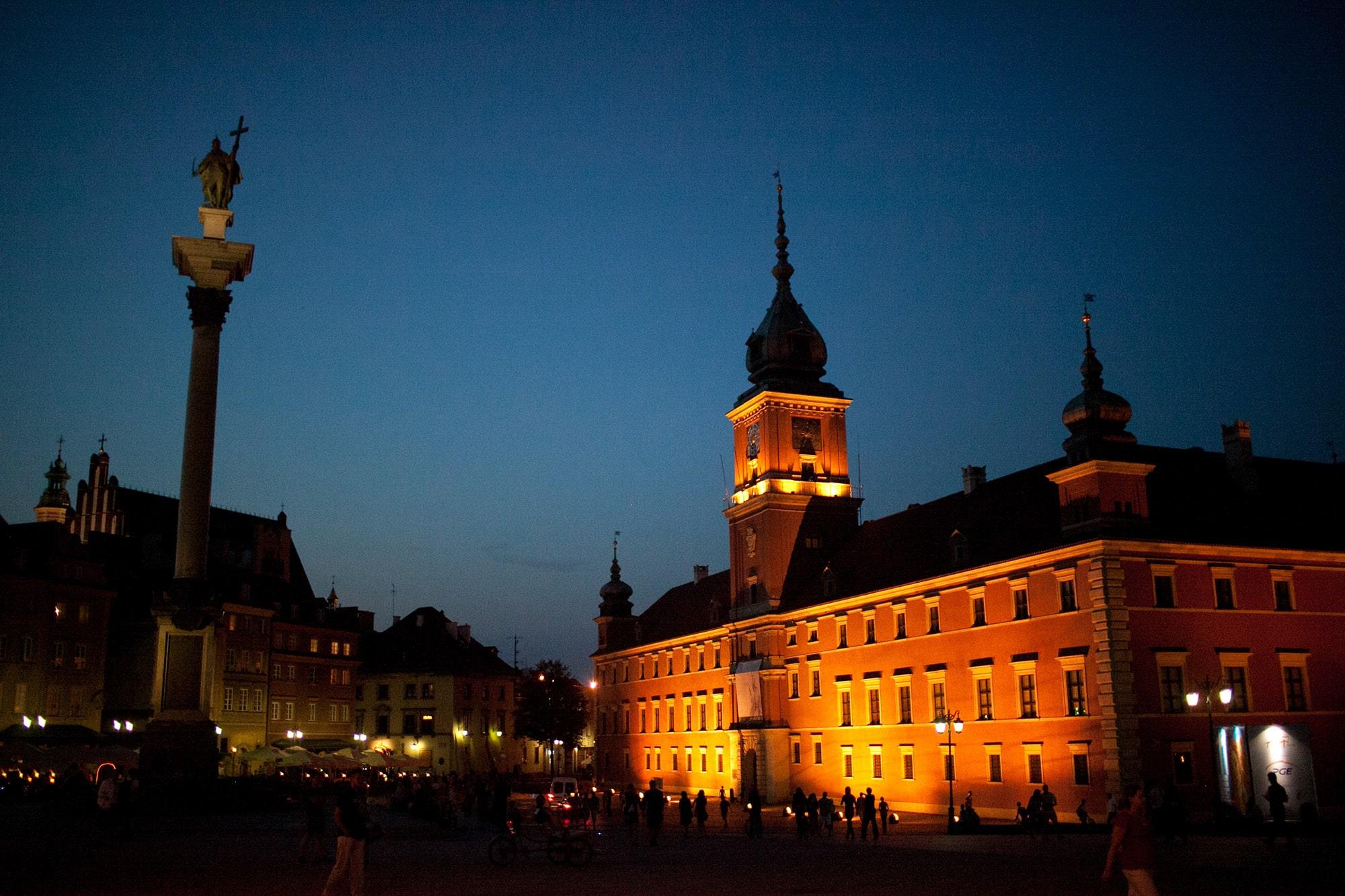 Warsaw: Day 2