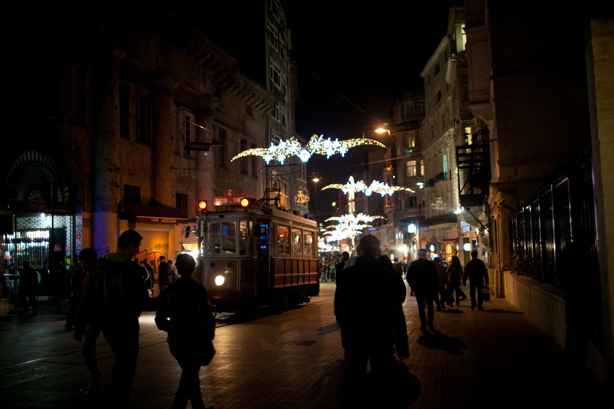 Taksim - Istanbul, Turkey