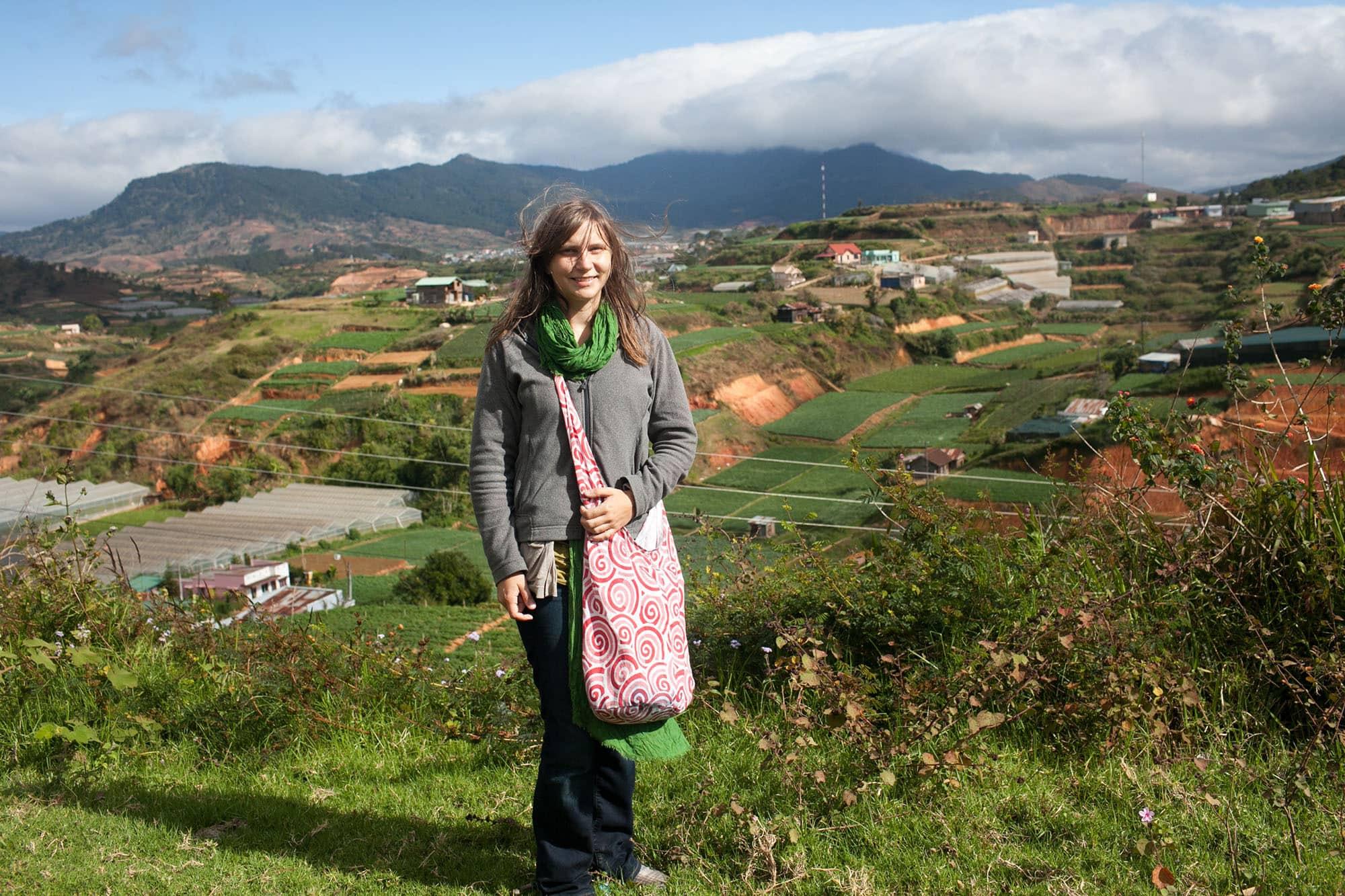 Countryside tour of Dalat, Vietnam