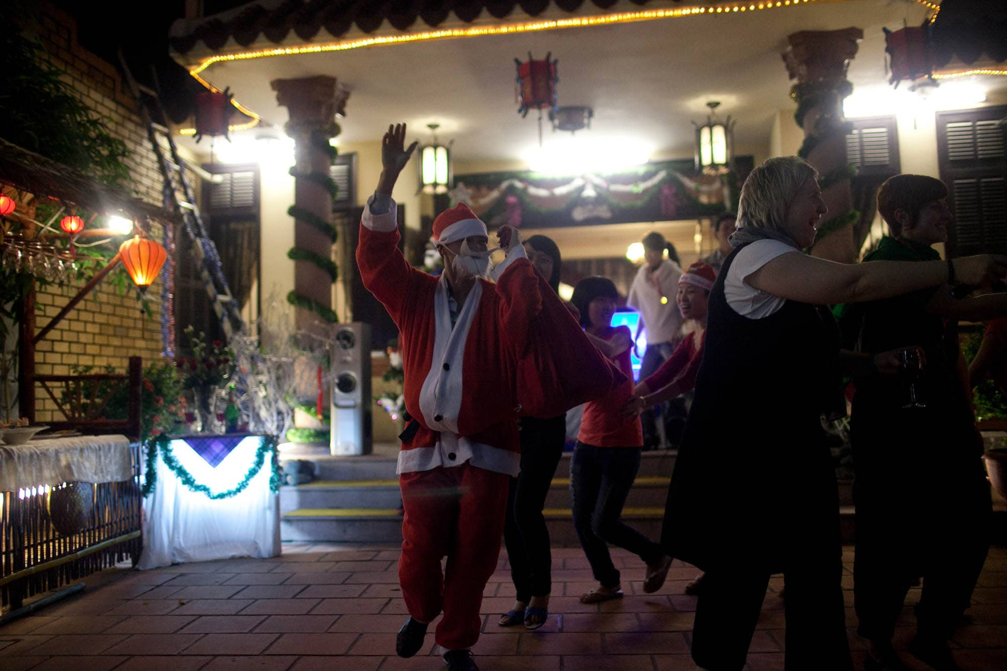 A Hoi An Christmas - Celebrating Christmas in Hoi An, Vietnam.