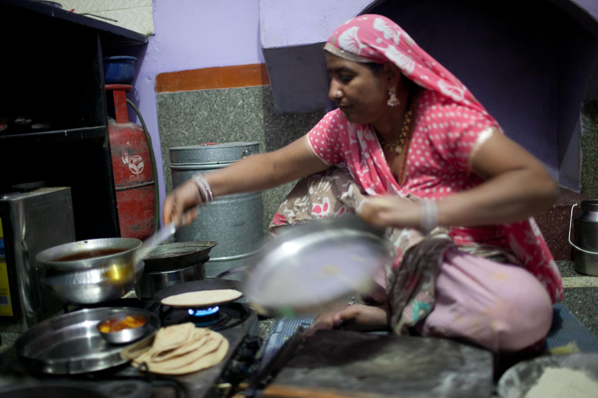 Sambhali Trust, Setrawa