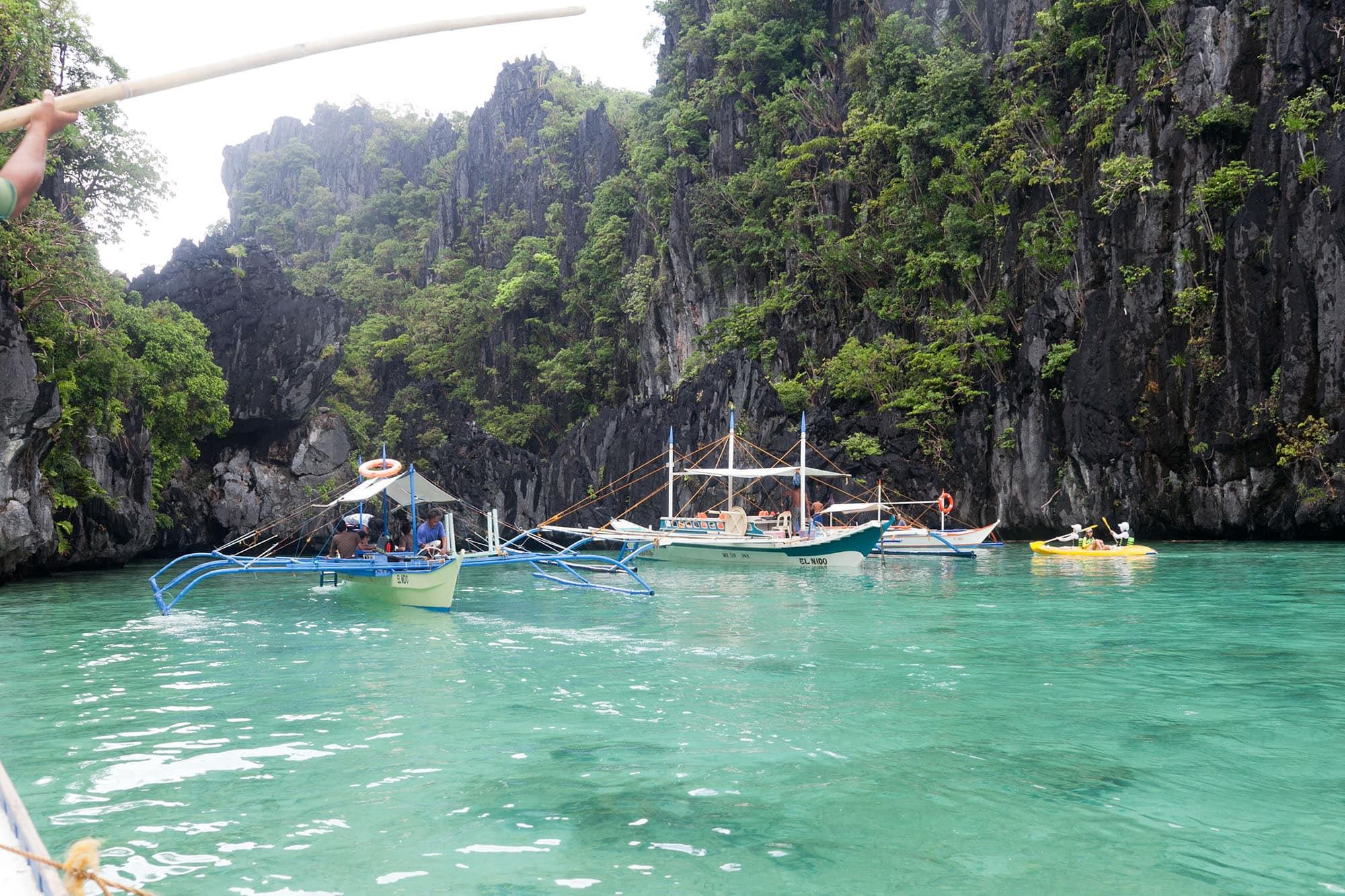 Palawan Island Hopping: Tour A