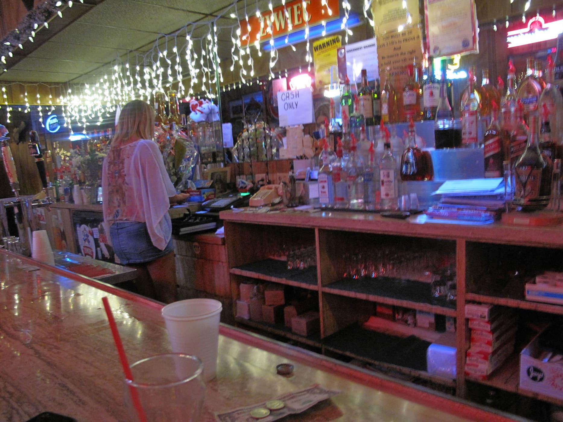 Val's Polish Homecoming at Zakopane bar in Chicago, Illinois