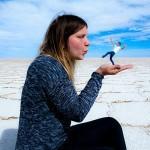 Salar de Uyuni - Salt Flats in Bolivia