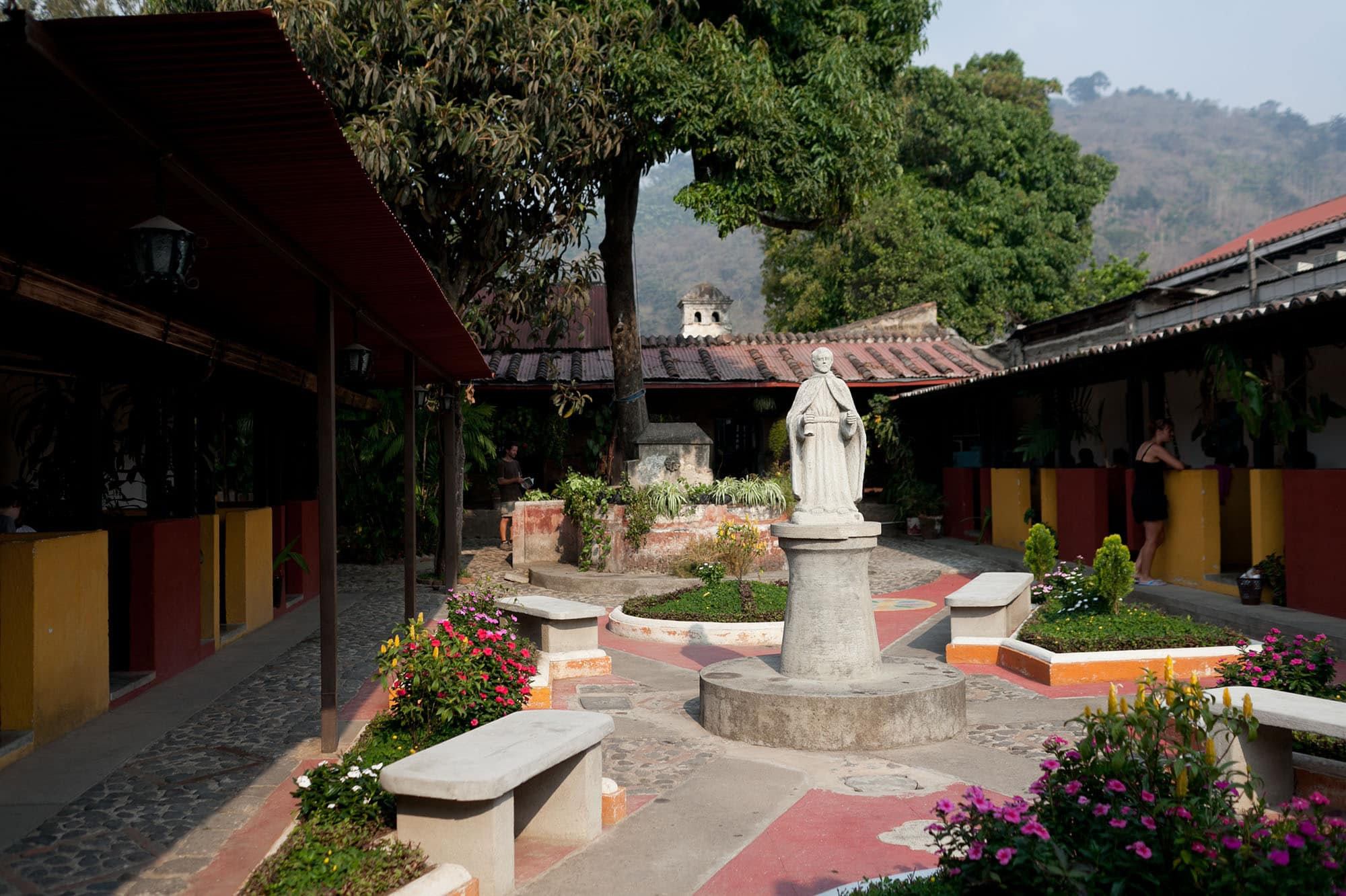 Sevilla Spanish School in Antigua, Guatemala