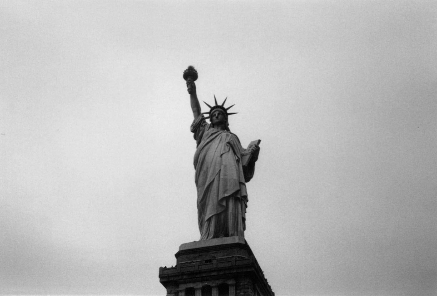 New York 1999 - Statue of Liberty