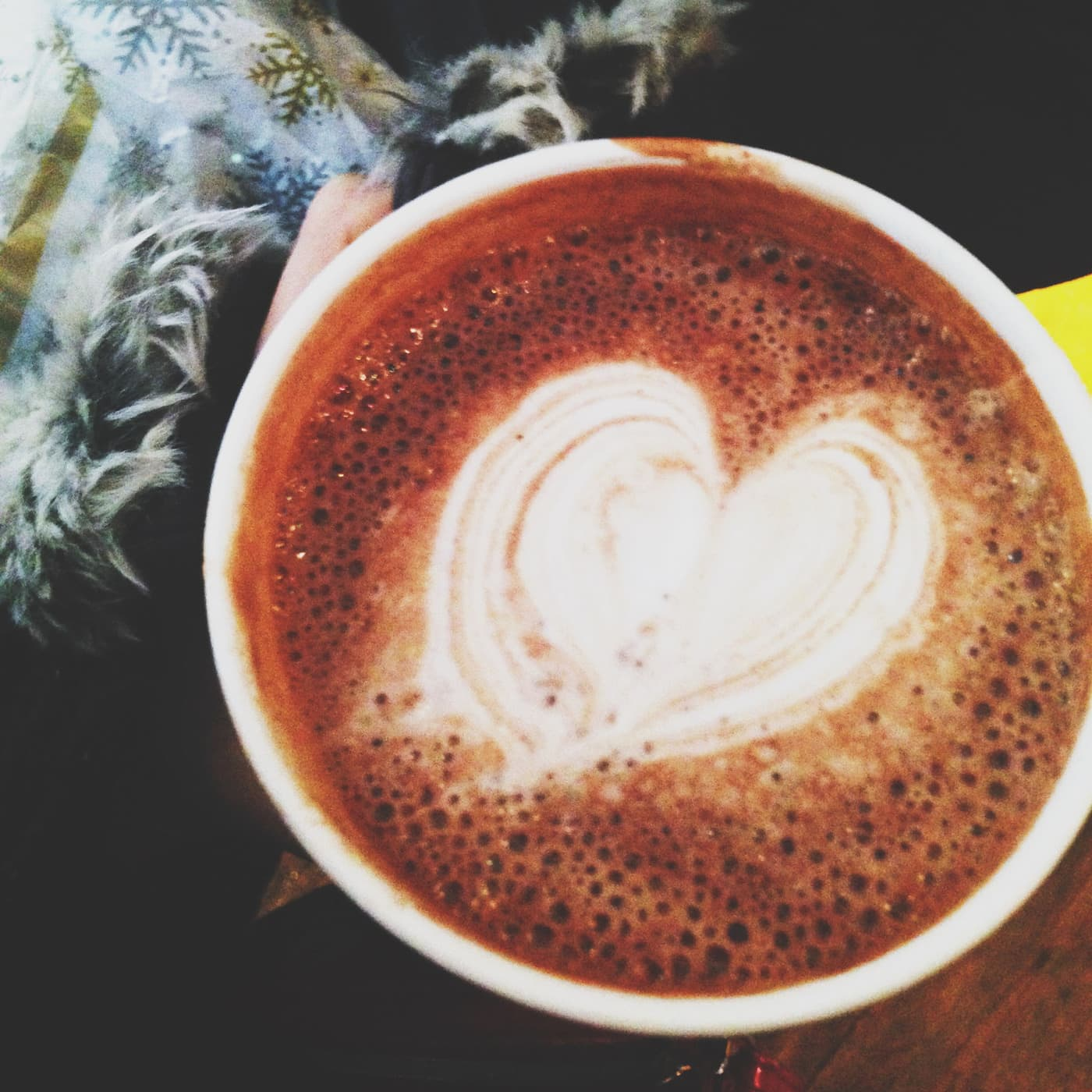 Little Goat - Heart in My Hot Chocolate