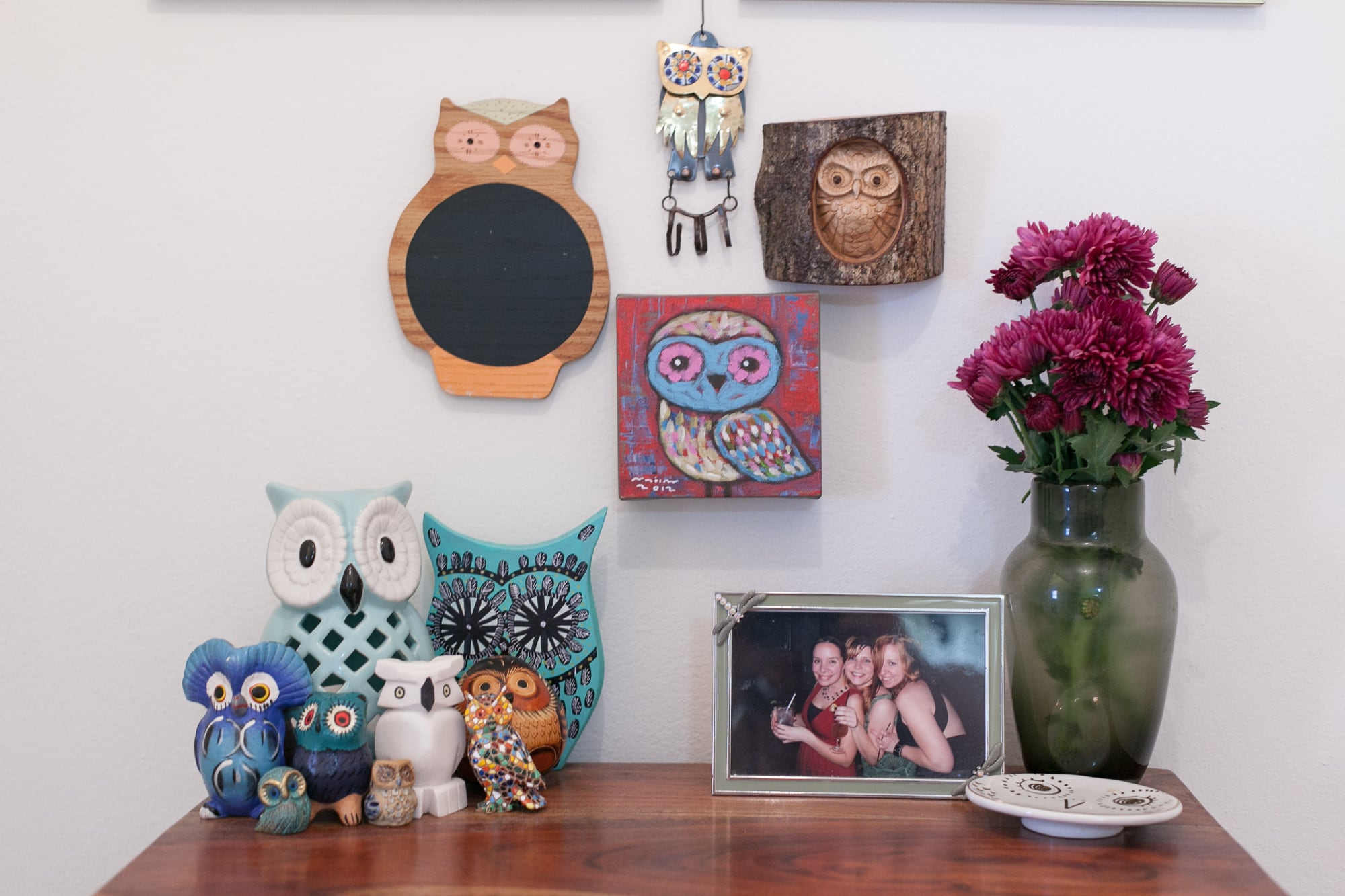 Collected: Owl Souvenirs from Around the World