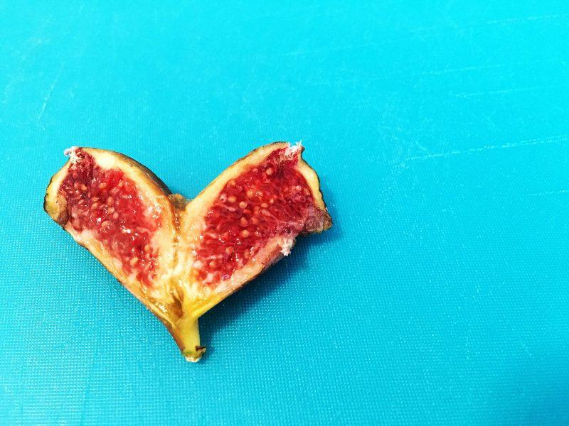 Heart-Shaped Fig