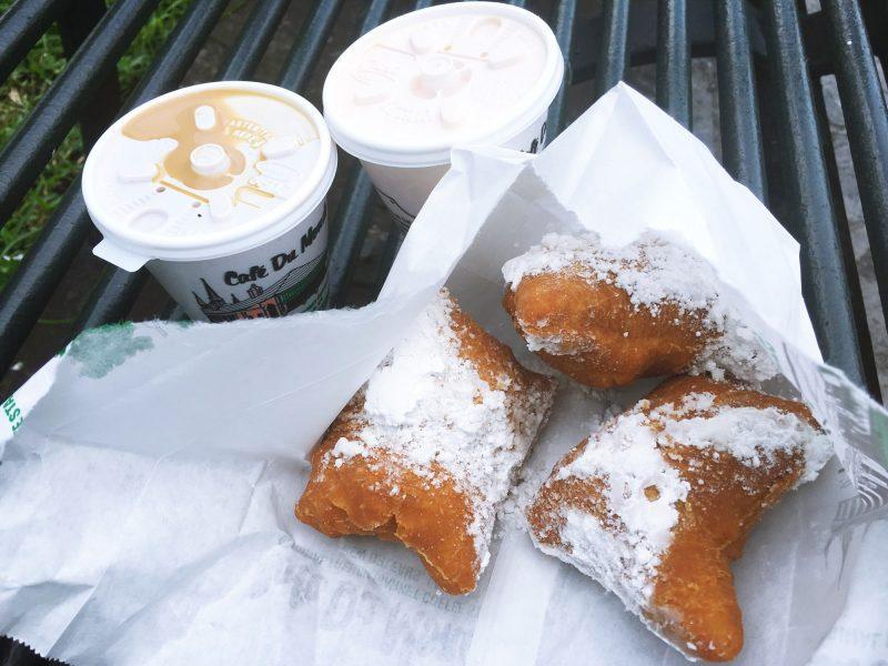 Life List #115: Eat beignets from Café Du Monde in New Orleans.