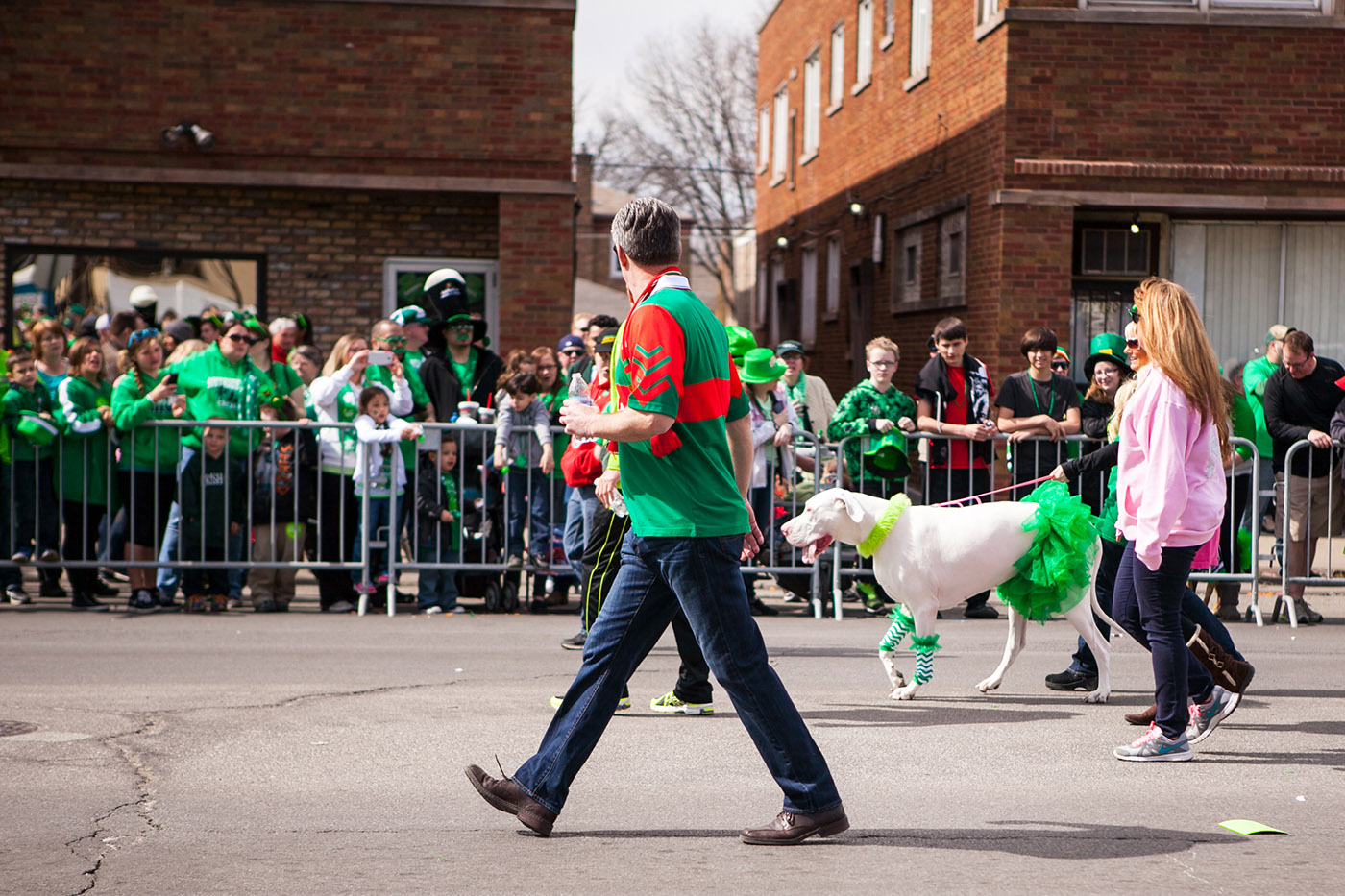 Chicago South Side Irish Parade 2015 - St. Patrick's Day