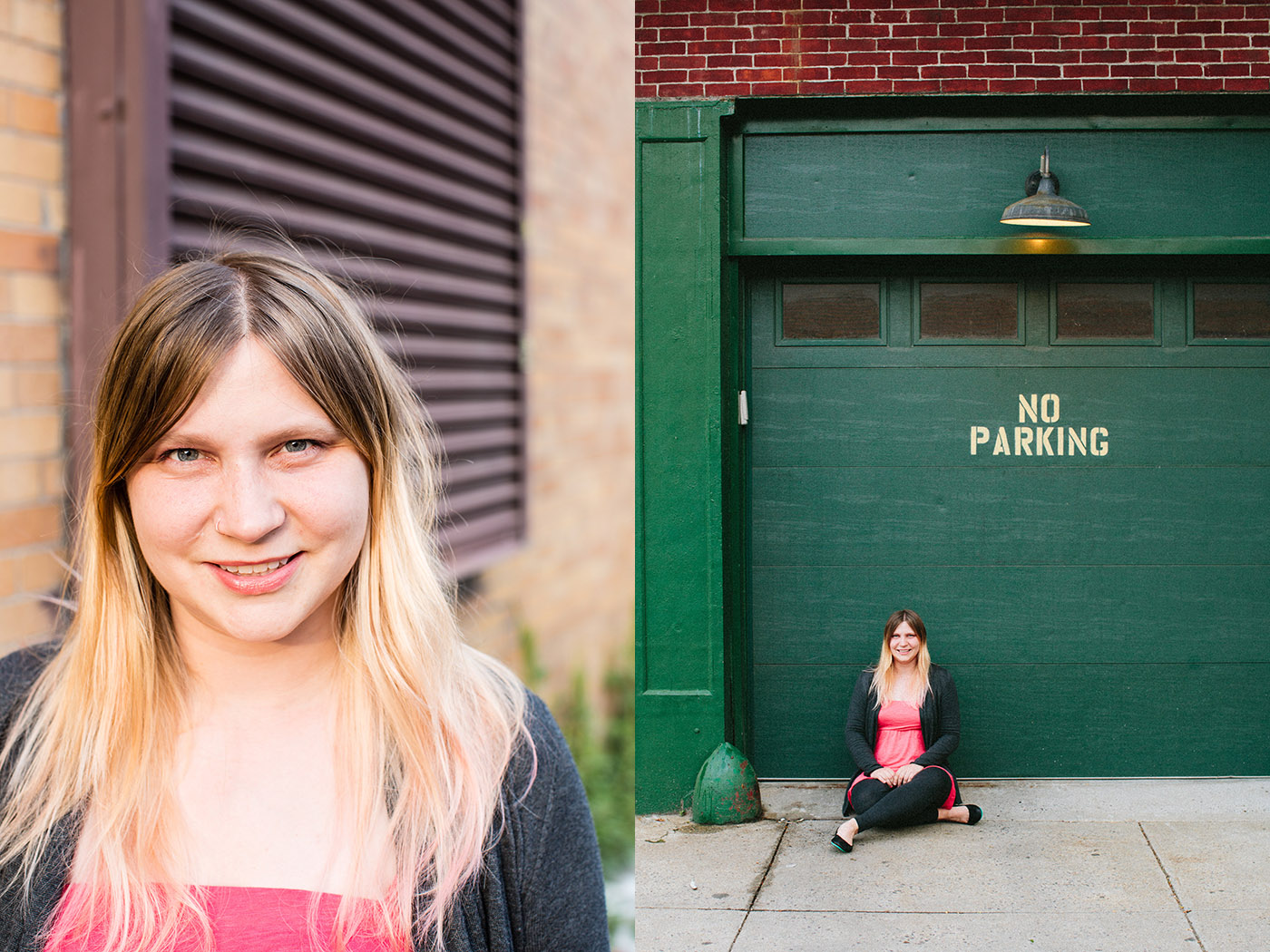Photos of Val Bromann by Amber Marlow Photography