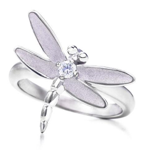 Tiffany Dragonfly ring
