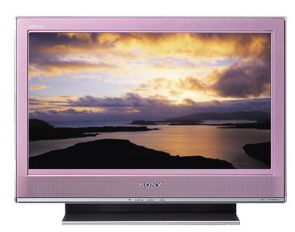 Sony Pink TV