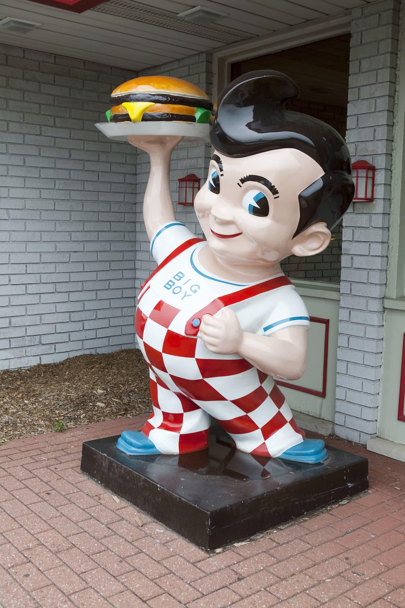 Big Boy Statue