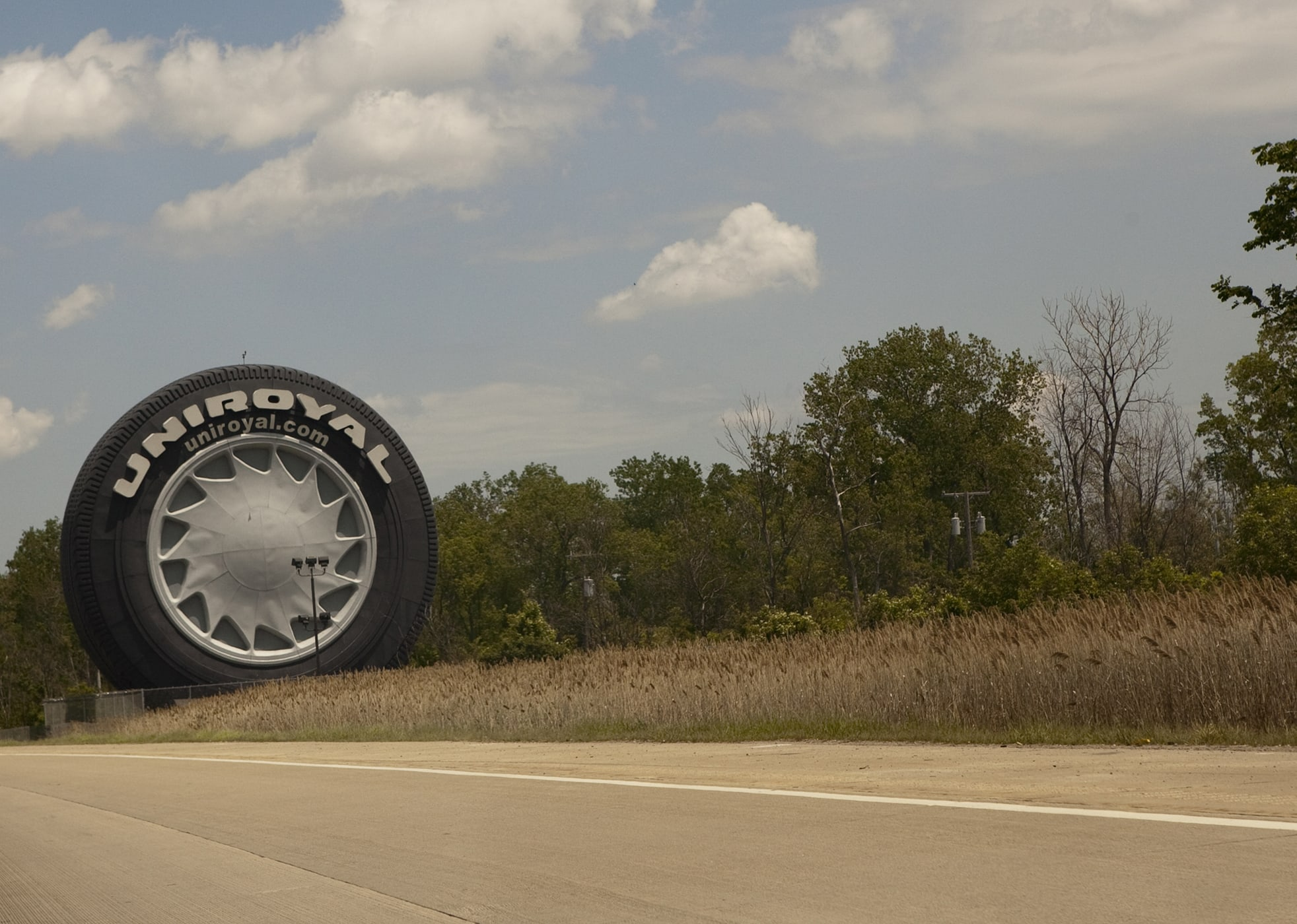 World's Largest Tire