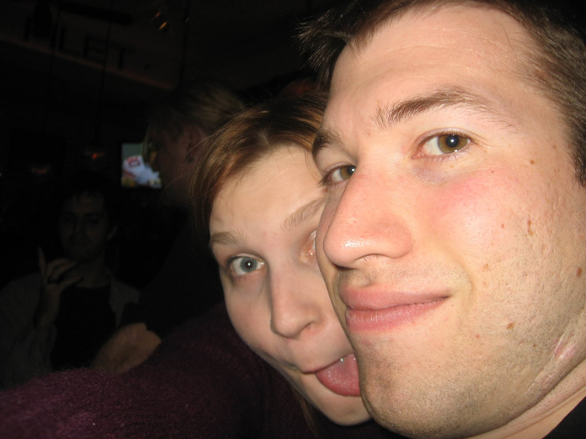 Me and Matt  - Happy birthday Andy!