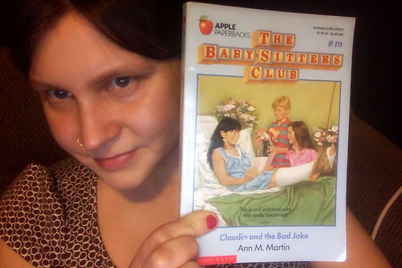 Baby-Sitters Club #19: Claudia and the Bad Joke