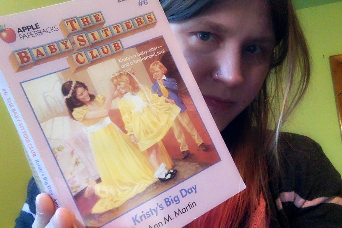 Baby-Sitters Club 6 - Kristy's Big Day