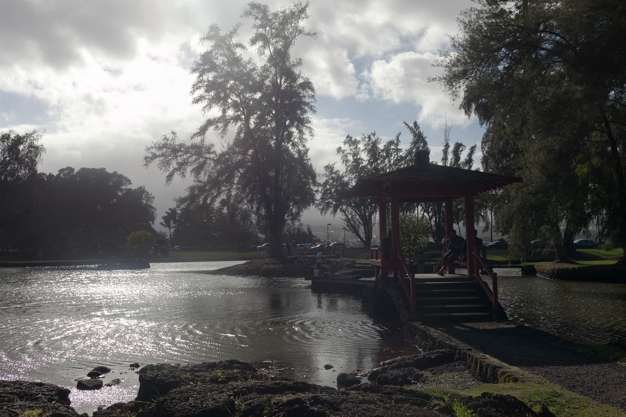 Liliʻuokalani Park and Gardens. Japanese gardens in Hilo, Big Island, Hawaii. Things to do in Hilo, Hawaii.