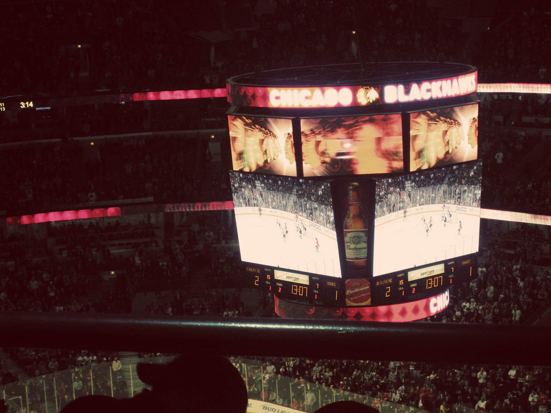 Blackhawks Game