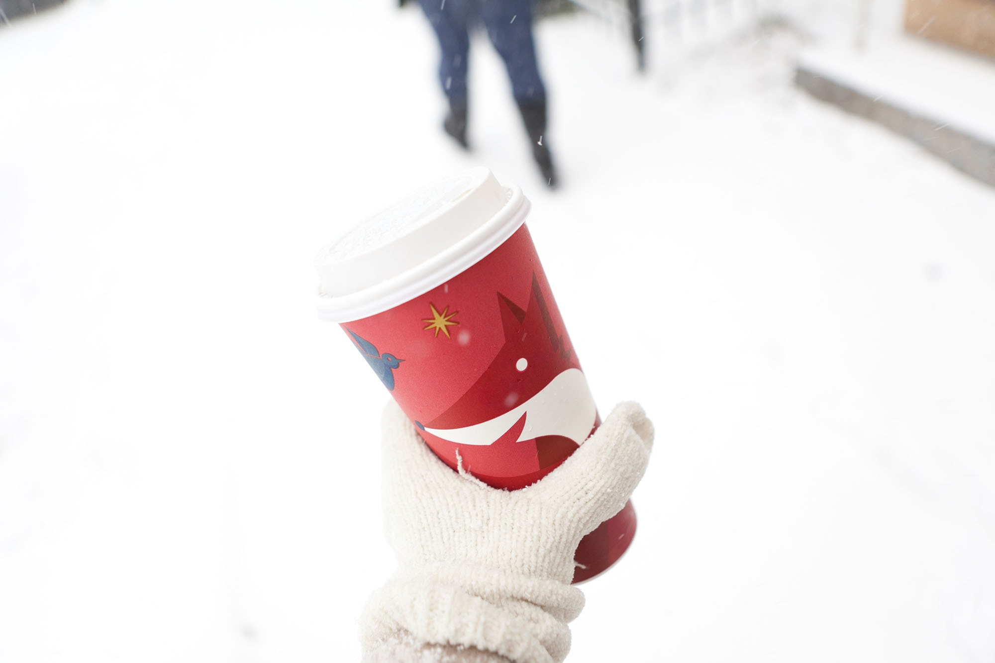 Starbucks open on Christmas - it's a holiday miracle!