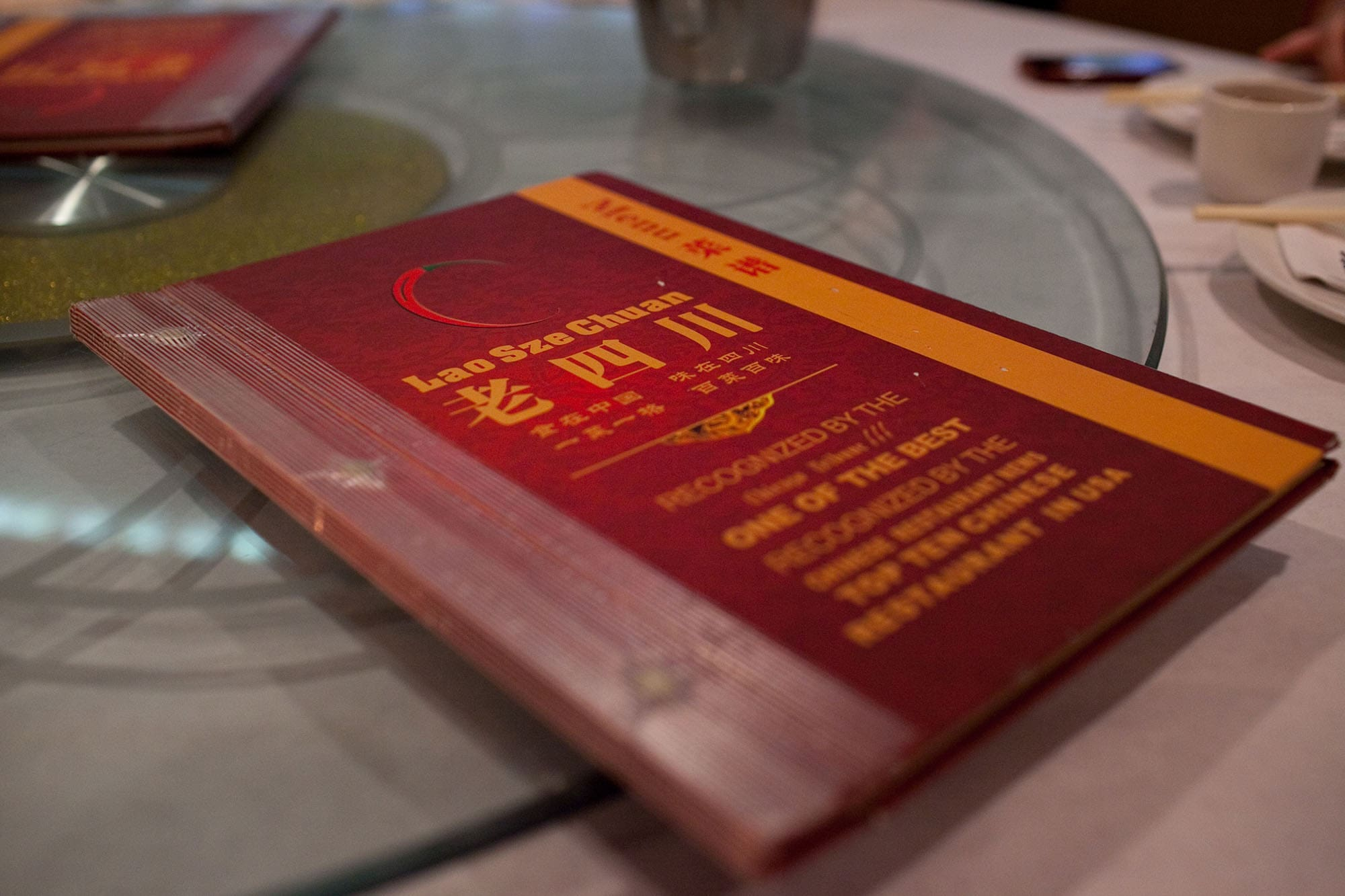 Lao Sze Chuan Hot Pot menu