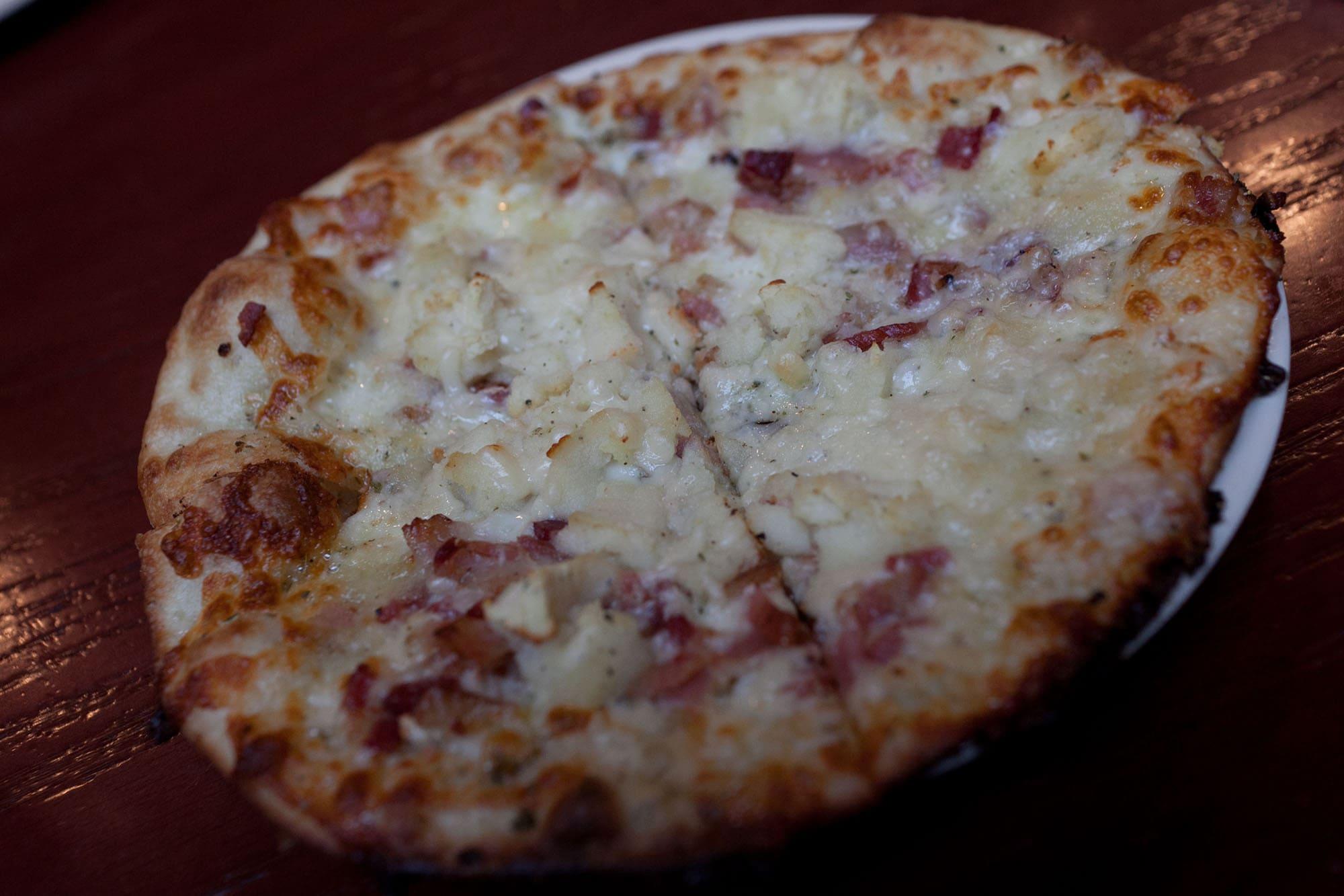 Piece Pizza in Wicker Park, Chicago, Illinois