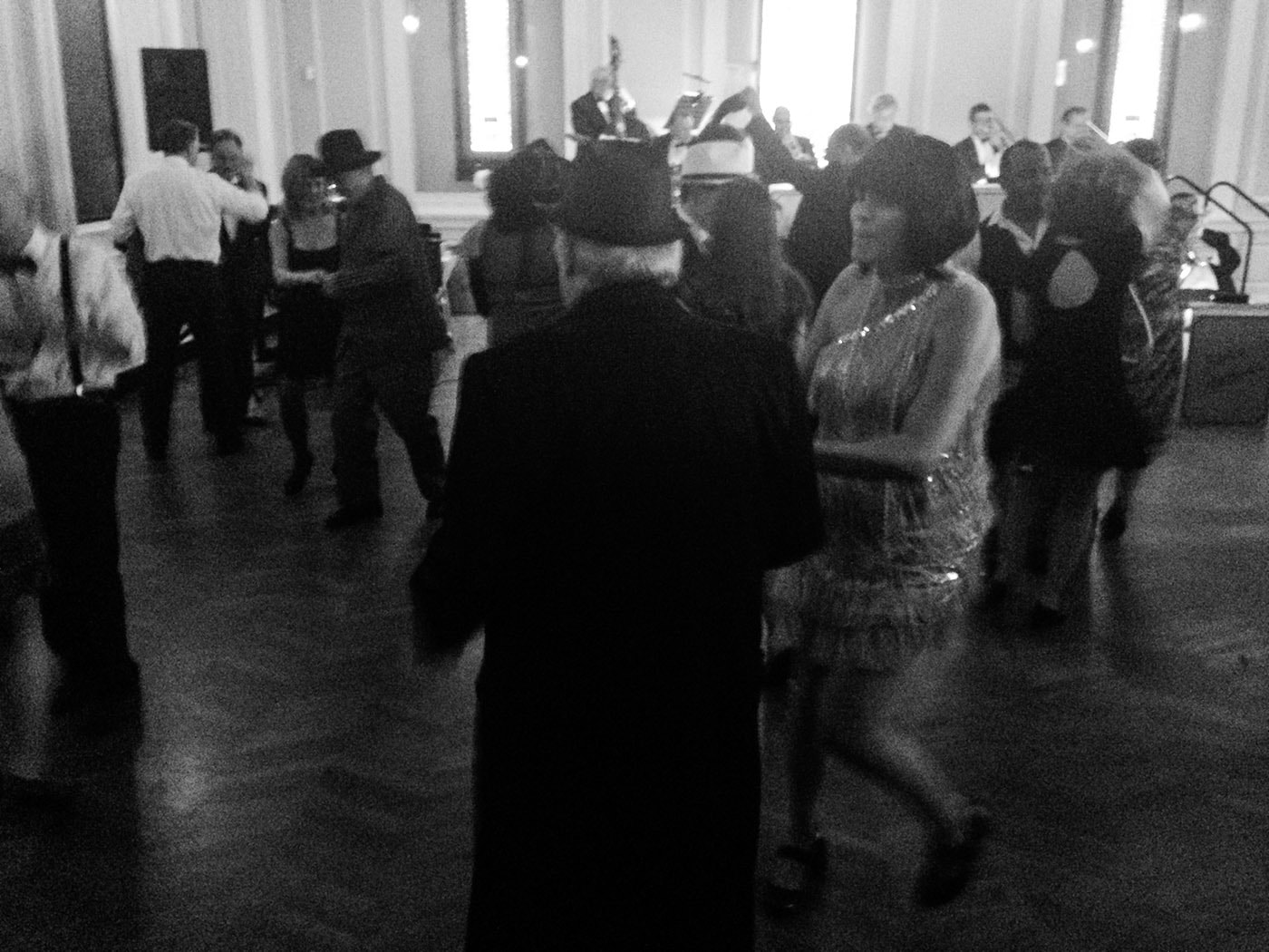 The Last Speakeasy on the Eve of Repeal 1920s party at the Chicago History Museum