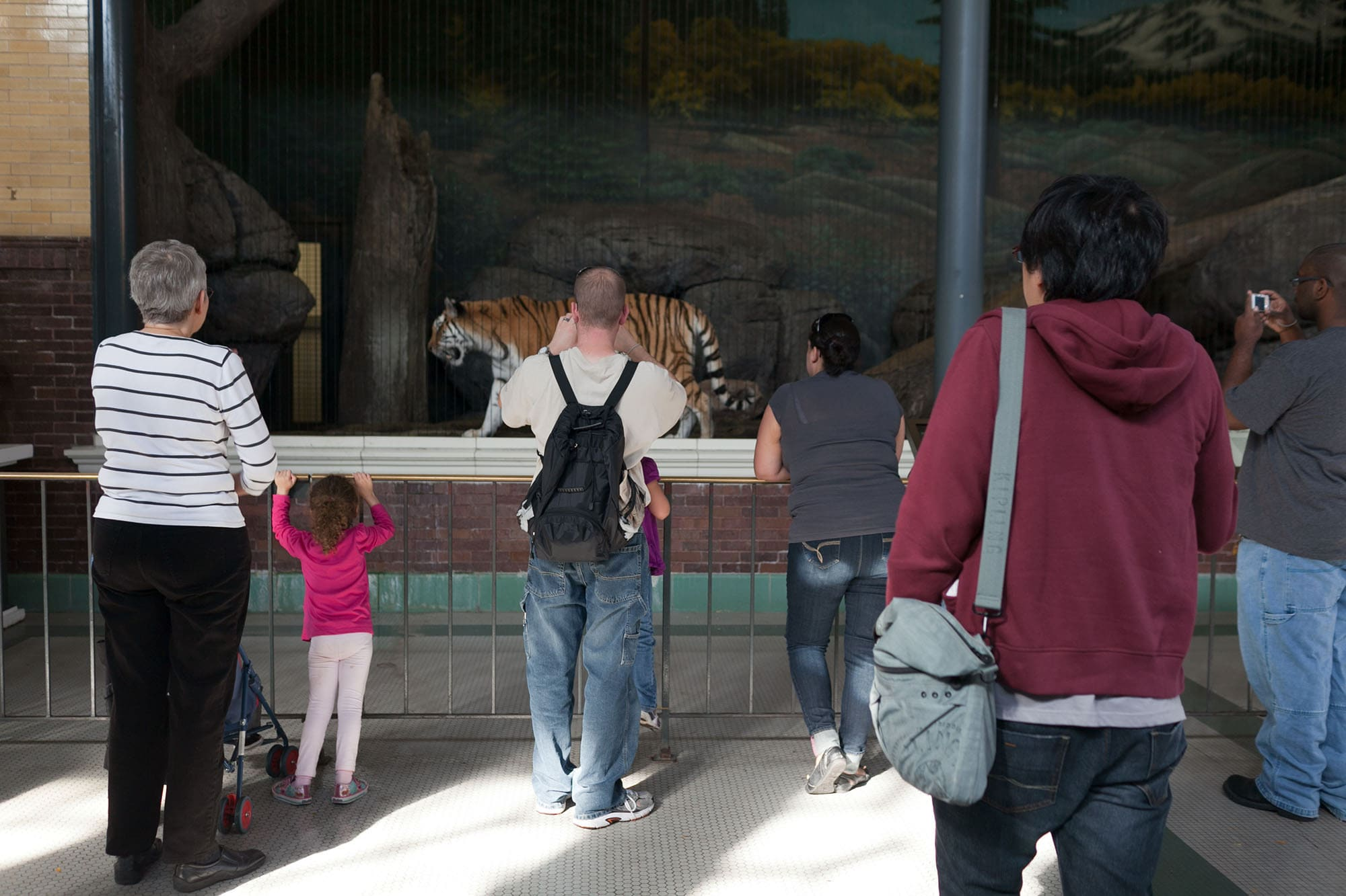 Lincoln Park Zoo in Chicago