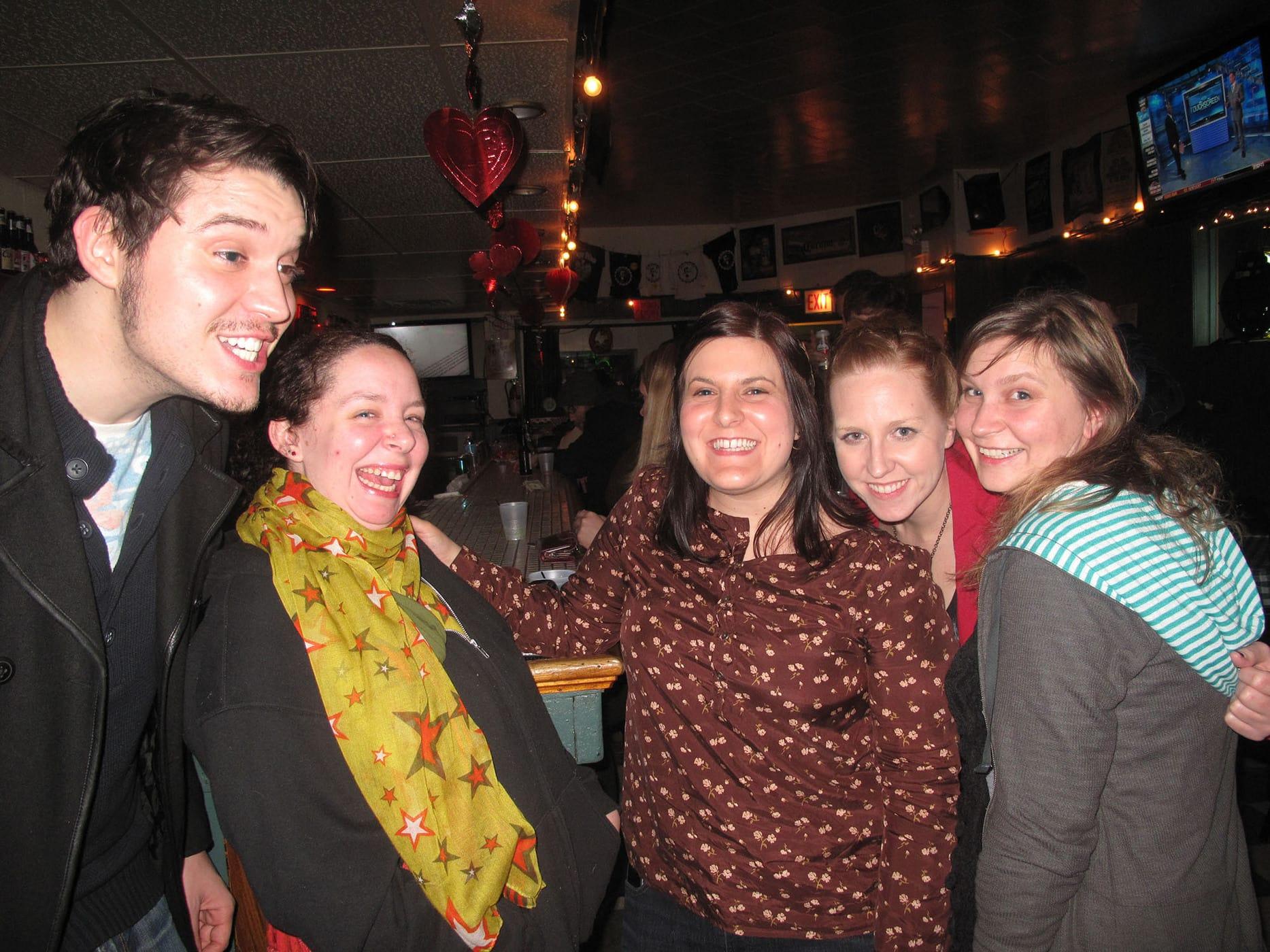 Birthday celebration at Happy Village in Chicago, Illinois