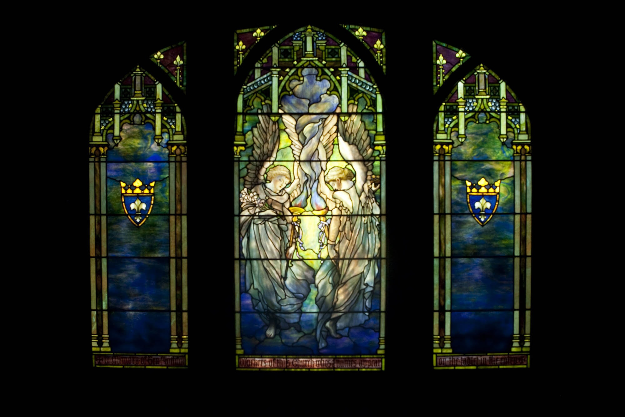 Stained Glass Museum at Navy Pier