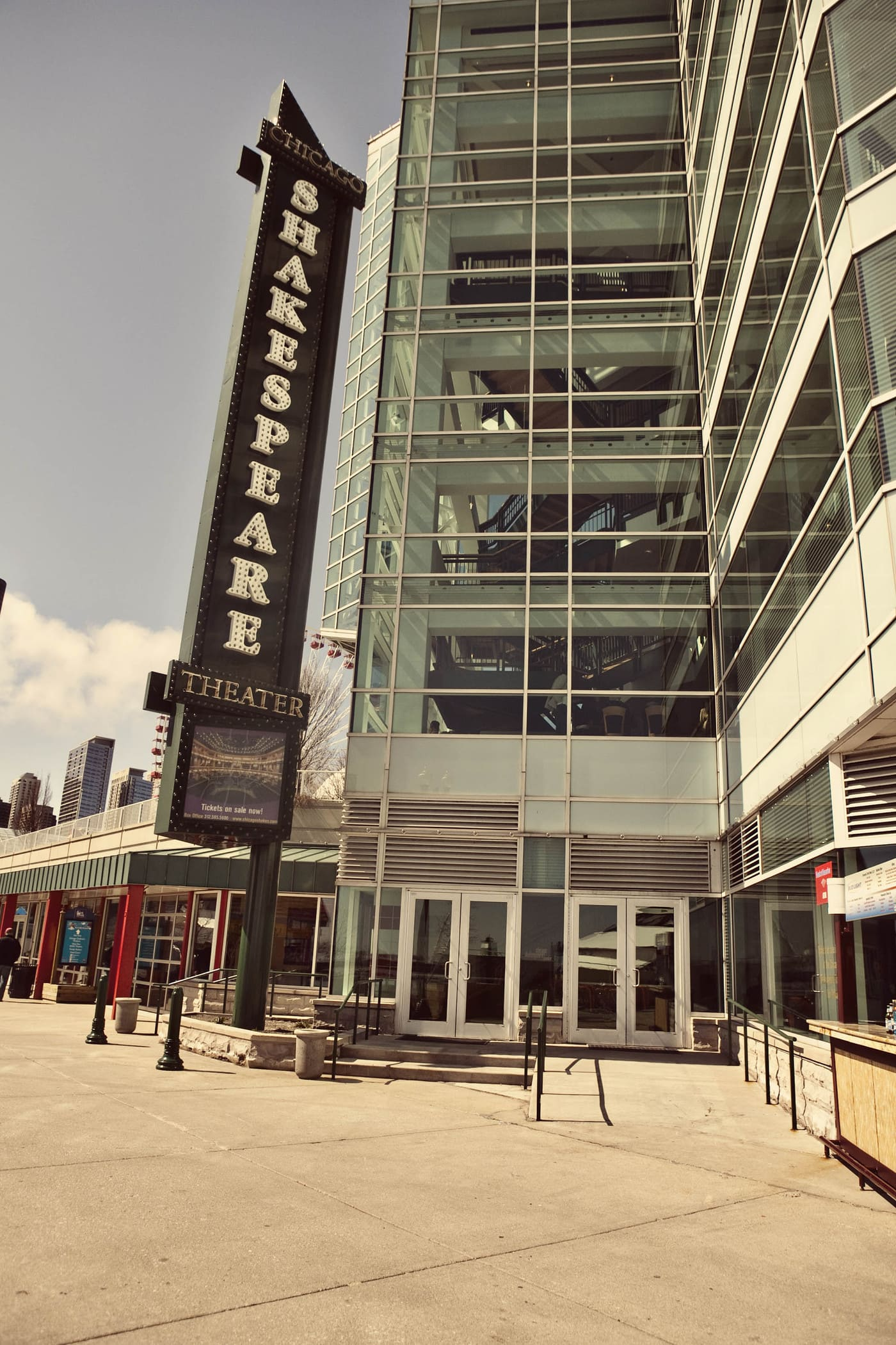 Chiago Shakespeare Theatre at Navy Pier