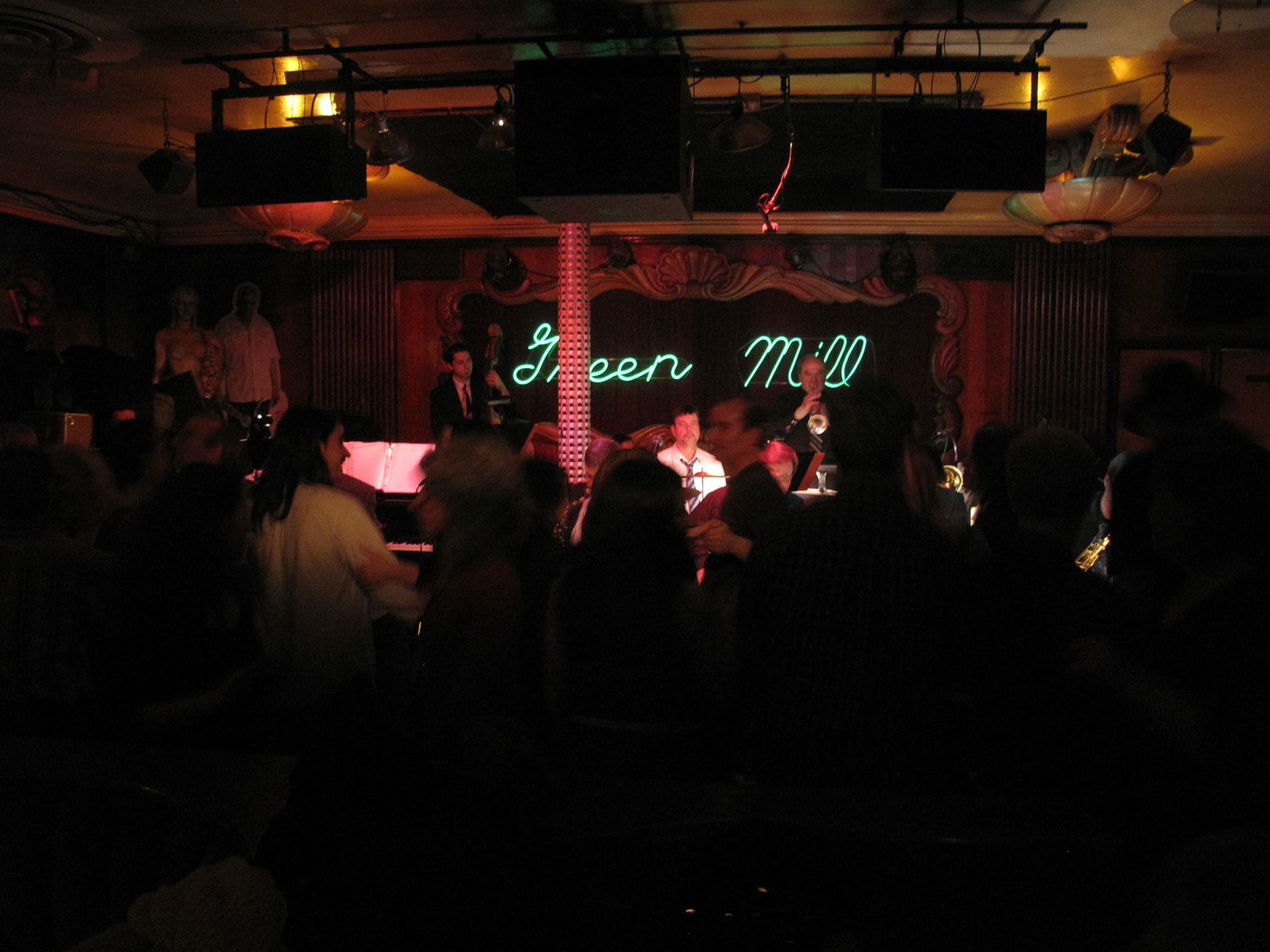 Green Mill in Chicago, Illinois