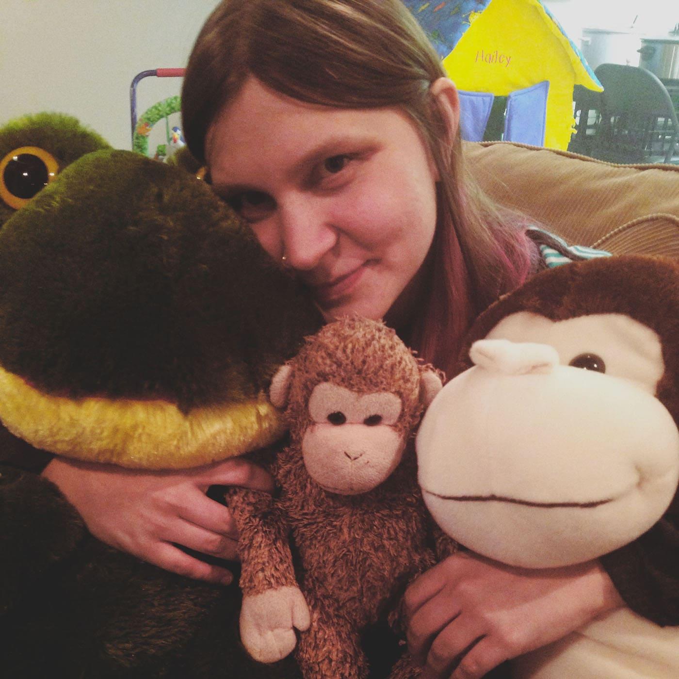 Super Bowl Stuffed Animals