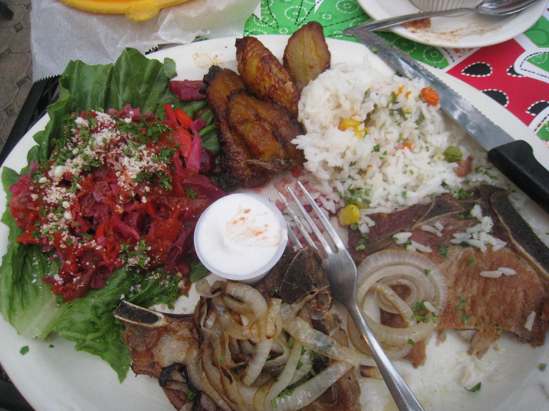 Guatemalan pork