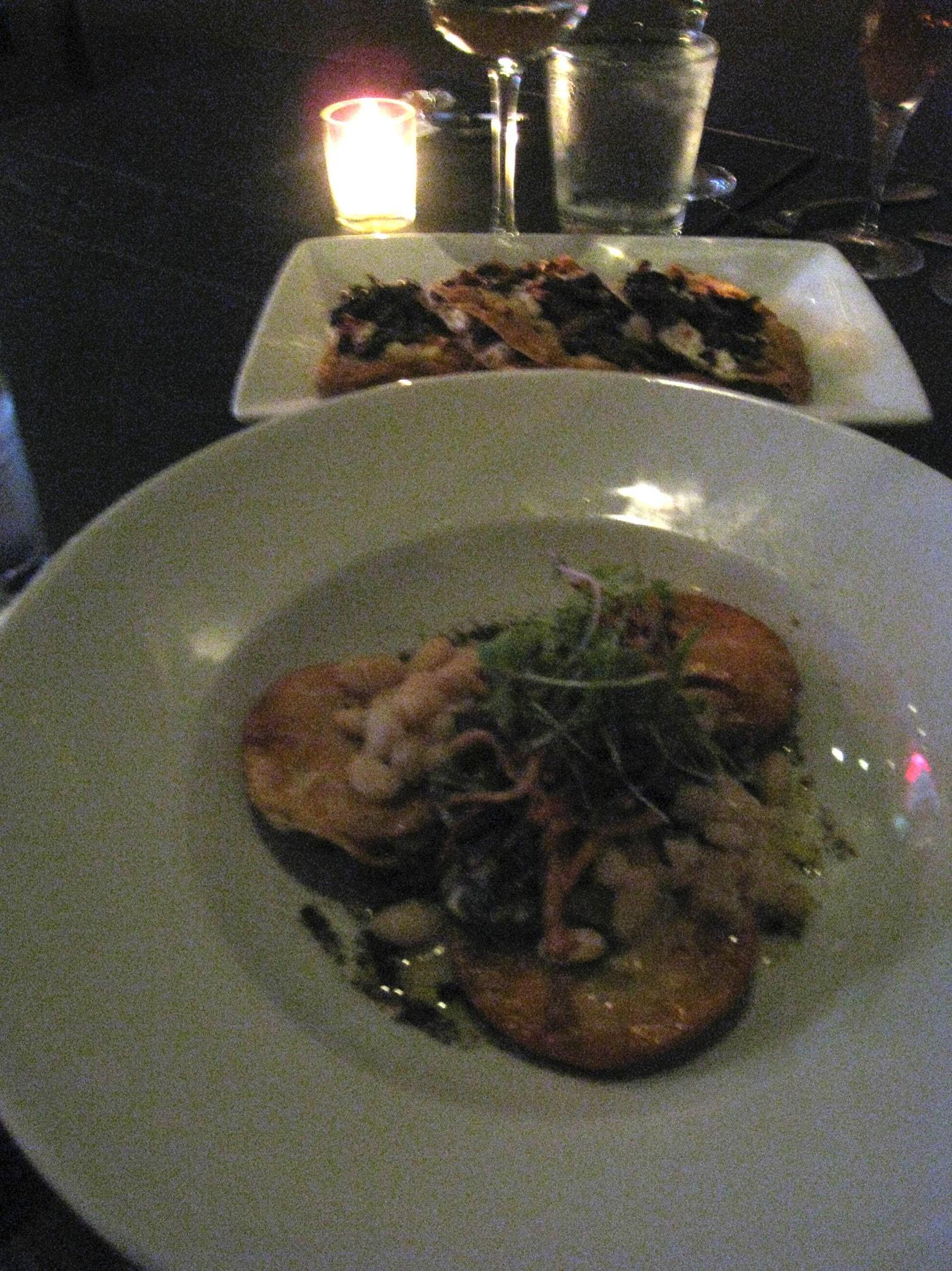 Potato ravioli from Volo