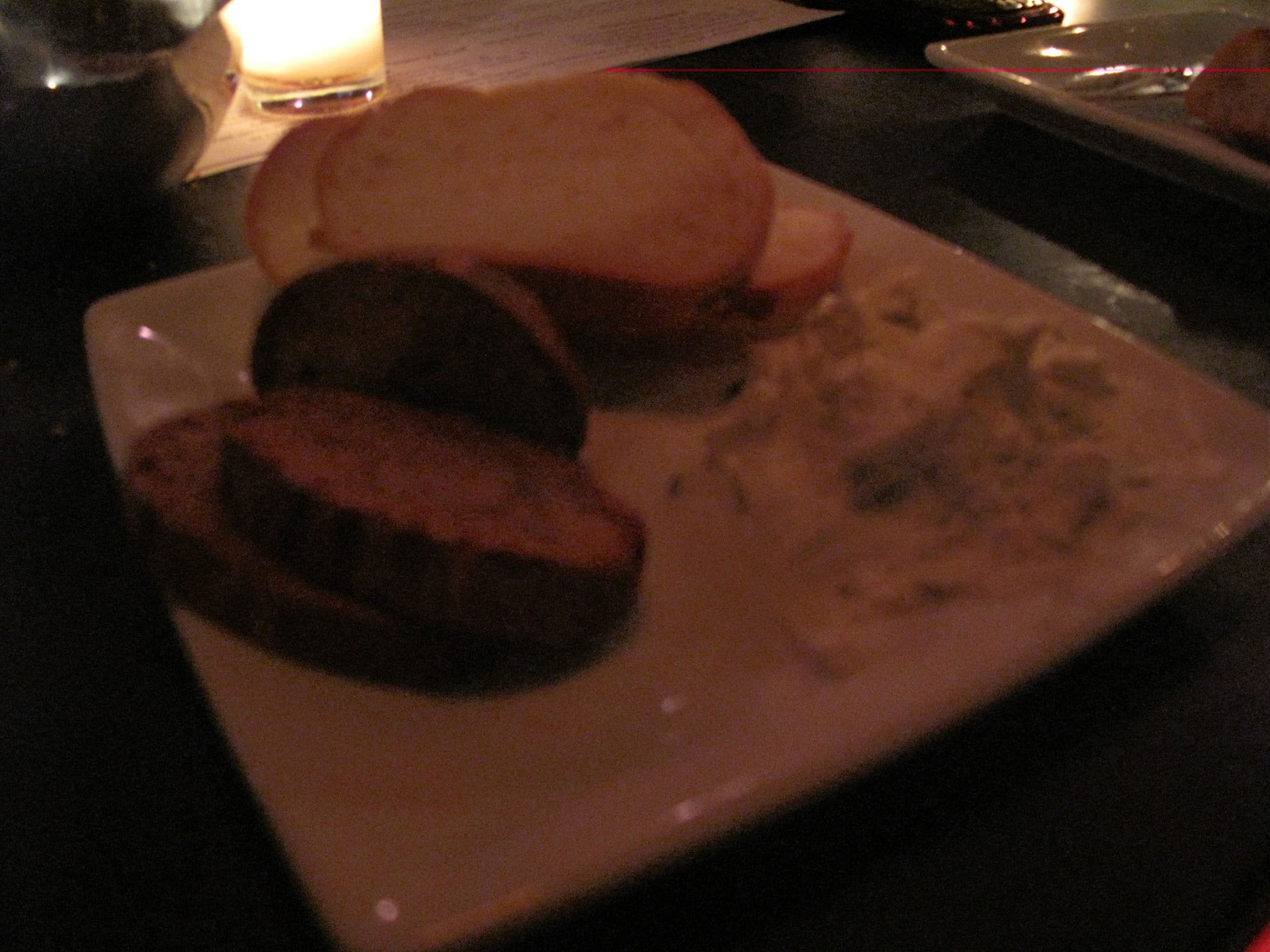 Cheeses at Volo Wine Bar in Chicago