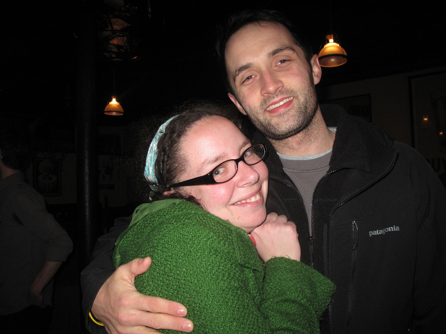 Heather and Patrick at Hopleaf