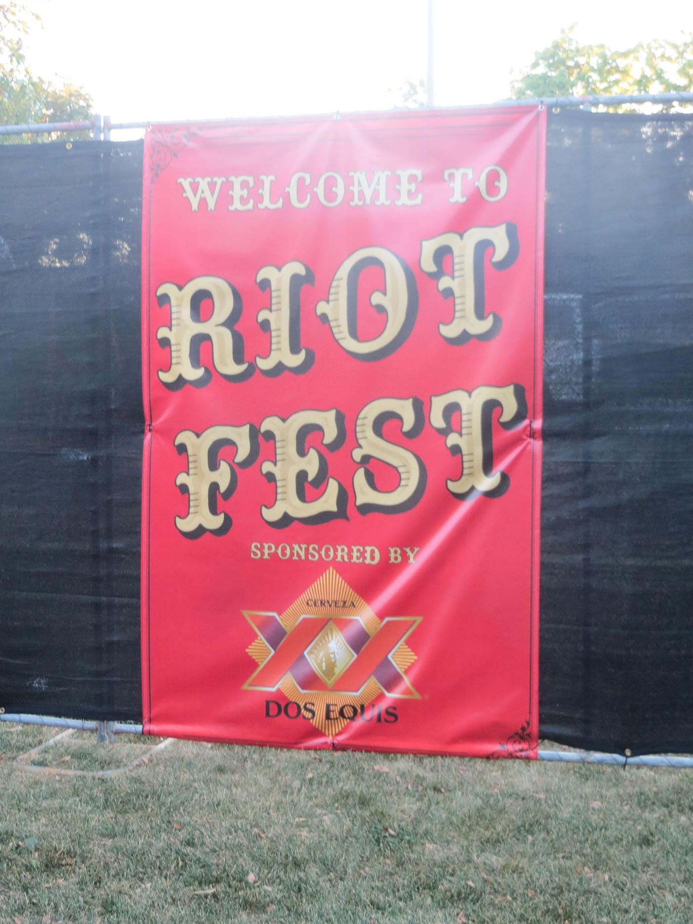 Riot Fest Chicago 2013