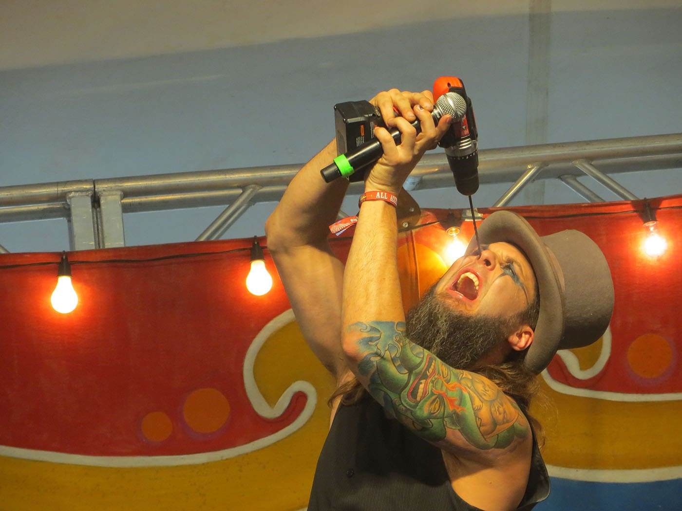 Sideshow at Riot Fest Chicago 2013