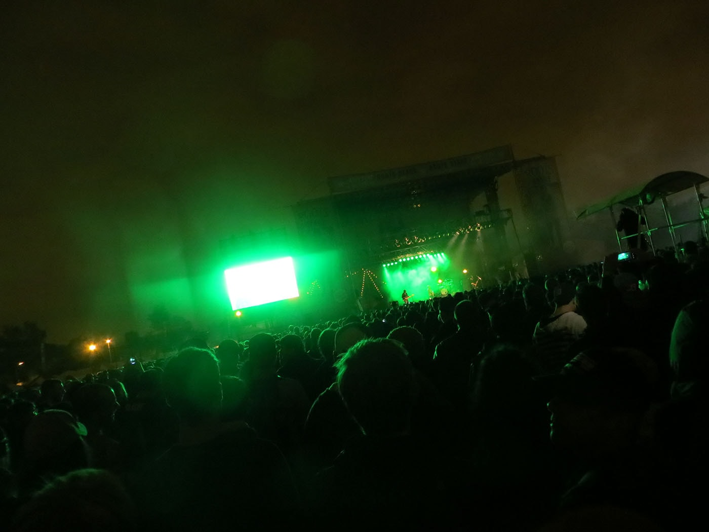 The Pixies at Riot Fest Chicago 2013