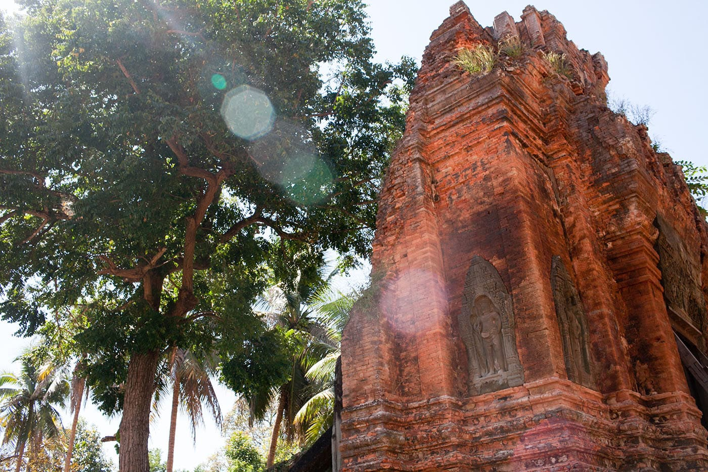 Photos from the temples of Angkor Wat, Cambodia